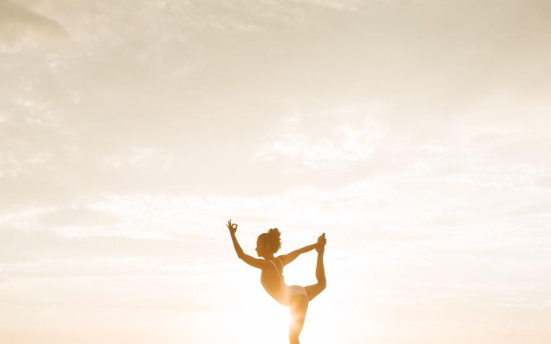 Bien être : se sentir mieux grâce au yoga